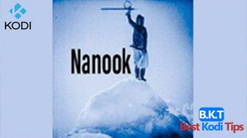 How to Install Nanook on Kodi
