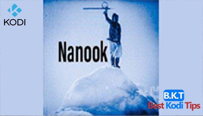 How to Install Nanook on Kodi