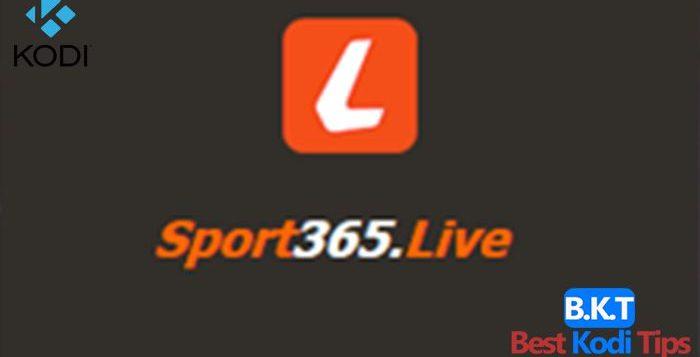 How to Install Sports 365 on Kodi