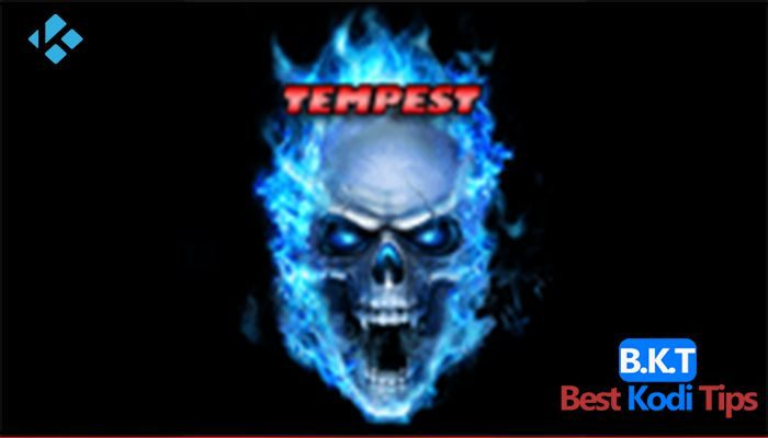 How to Install Tempest Addon on Kodi