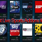 10 Best Live Sports Addons for Kodi 2018
