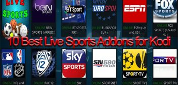 12 Best Live Sports Addons for Kodi February 2019