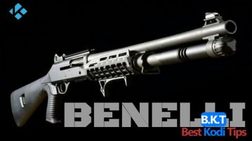 How to Install Benelli on Kodi