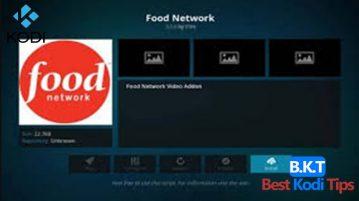 How to Install Food Stamp Addon on Kodi
