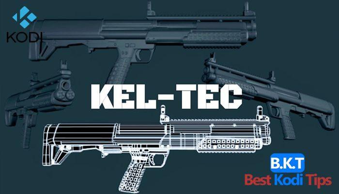 How to Install Kel Tec on Kodi