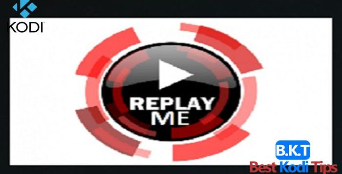 How to Install Replay Me Kodi Addon