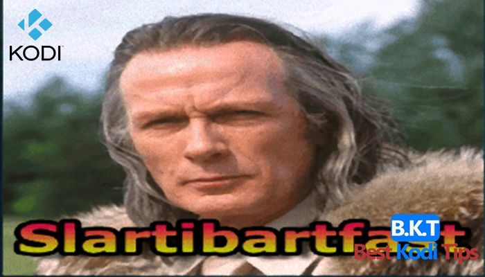 How to Install Slartibartfast Addon on Kodi