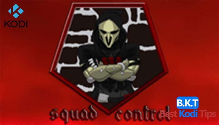 How to Install Squad Control on Kodi