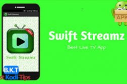 How to Install Swift Stream Android APK