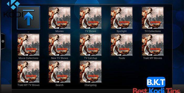 How to Install The Kratos on Kodi