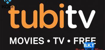 How to Install Tubi TV on Kodi