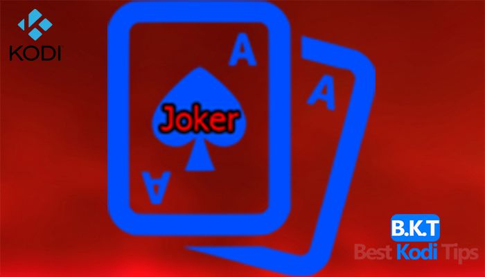 how to install joker sports on kodi