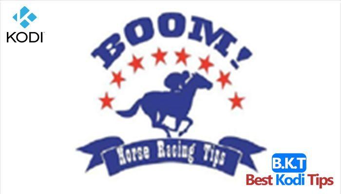 How to Install Boom Racing on Kodi