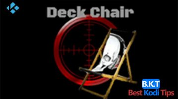 How to Install Deck Chair on Kodi