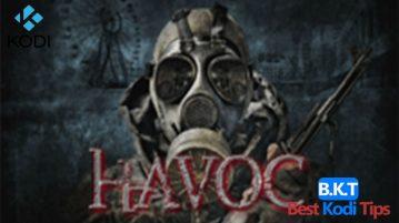 How to Install Havoc on Kodi