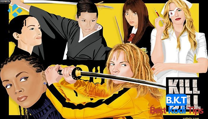 How to Install Kill Bill on Kodi