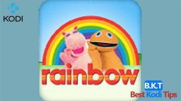 How to Install Rainbow on Kodi