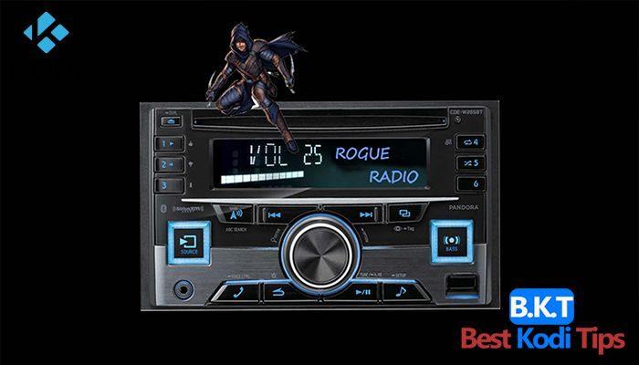 How to Install Rogue Radio on Kodi