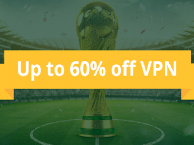 IPVanish VPN Deal for FIFA World Cup 2018