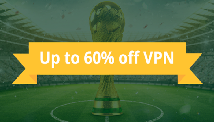 IPVanish VPN Deal for FIFA World Cup 2018
