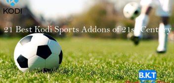21 Addons to Watch Sports and Football Premier League on Kodi
