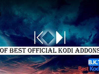 Official-Kodi-Addons