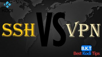 Difference Between SSH and VPN