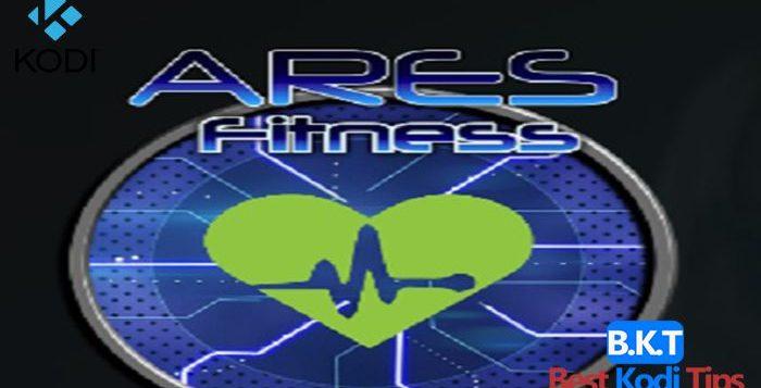 How to Install Ares Fitness On Kodi - BestKodiTips