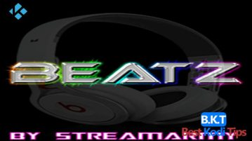 How to Install BeatZ on Kodi