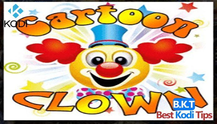 How to Install Cartoons Clown on Kodi