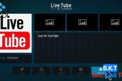 How to Install LIVE TUBE on Kodi