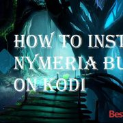 How to Install Nymeria Build on Kodi