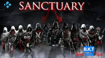 How to Install Sanctuary on Kodi