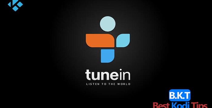 How to Install TuneIn Radio On Kodi