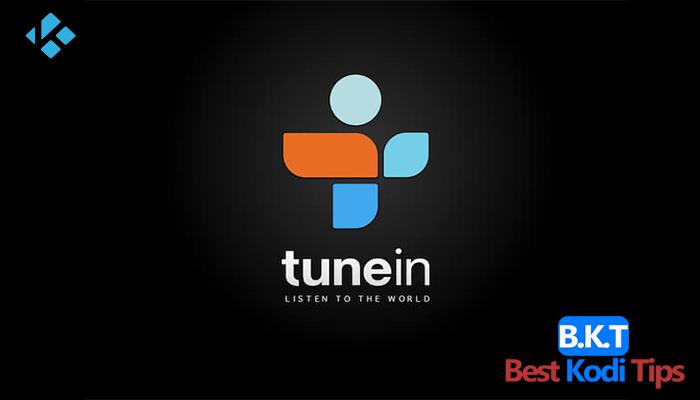 How to Install TuneIn Radio On Kodi