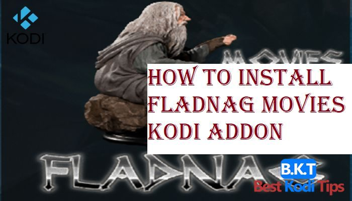 How To Install Fladnag Movies Kodi Addon