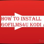 How To Install GoFilms4U Kodi Addon