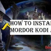 How To Install MORDOR Kodi Addon Elysium Fork