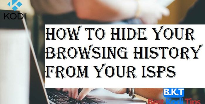 How to Hide Your Browsing History From Your ISP