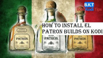 How to Install El Patron Builds on Kodi