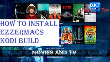 How to Install Ezzermacs Kodi Build