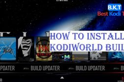 How to Install KodiWorld Build