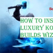 How to Install Luxury Kodi Builds Wizard
