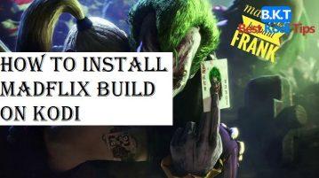 How to Install Madflix Build on Kodi