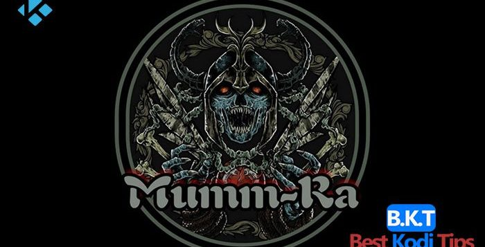 How to Install Mumm Ra Addon on Kodi