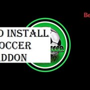 How to Install Puresoccer Kodi Addon