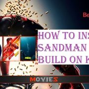 How to Install Sandman Media Build on Kodi