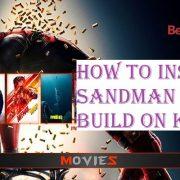 How to Install Sandman Media Build on Kodi
