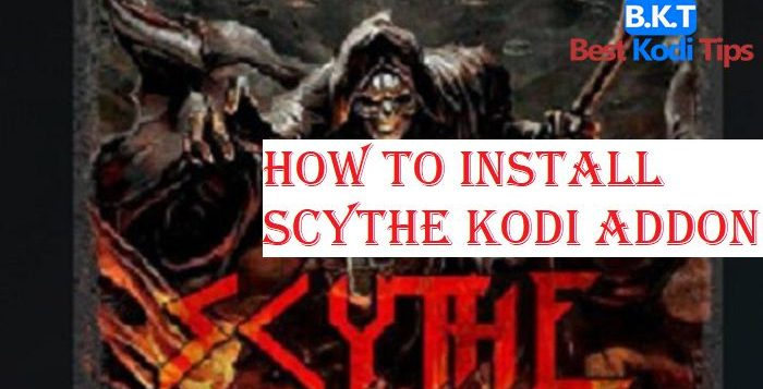 How to Install Scythe Kodi Addon