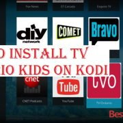 How to Install TV Ontario Kids on Kodi